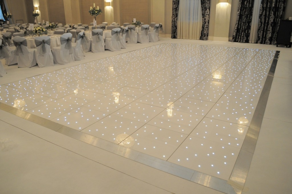 Sparkling Led Dance Floorsamp Amp Decks